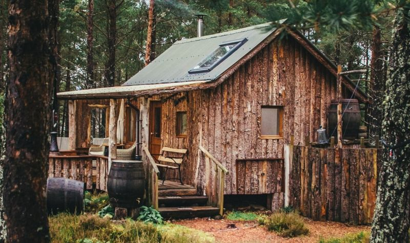 Off-Grid in Budget